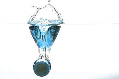 coin water spray