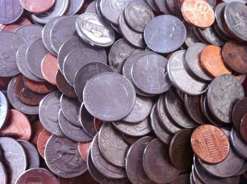 coins money change