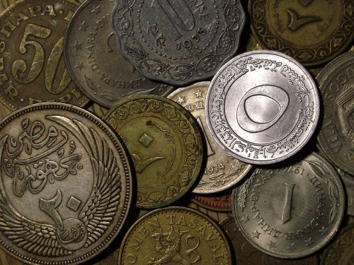 coins old currency