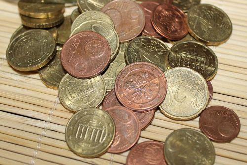 coins euro € coin