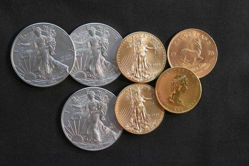 coins money wealth