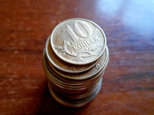 coins kopek currency