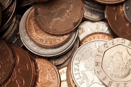 coins money uk money