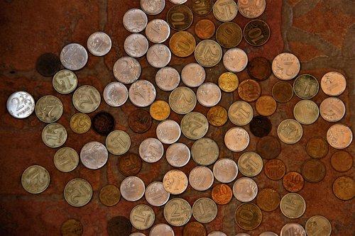 coins  kopek  money