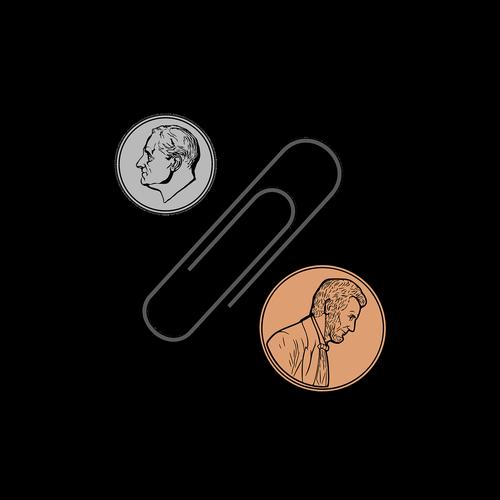 coins  change  dime