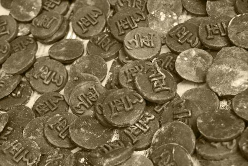 coins old ancient