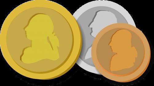 coins money pennies