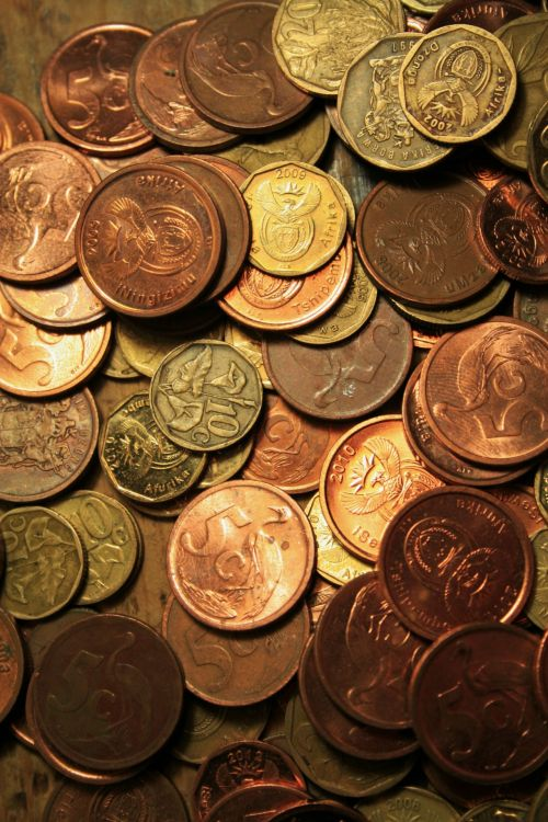 Coins Of Copper