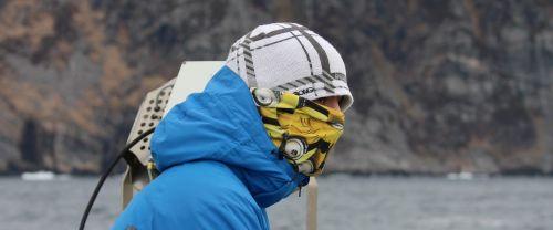cold arctic temperature