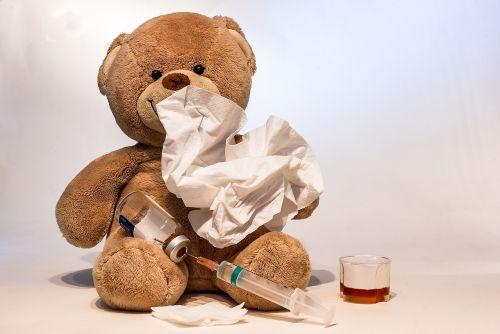 cold flu ill