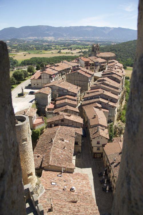 burgos castle fortress
