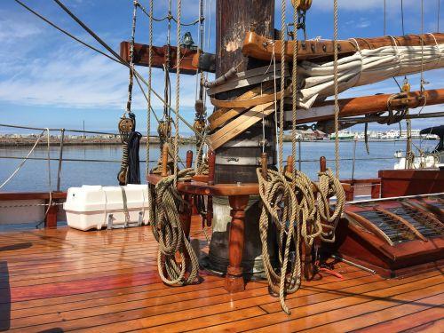 colin archer boat blue