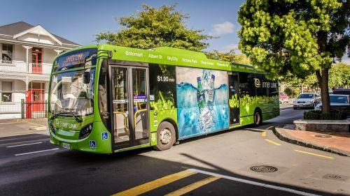 collective bus urban