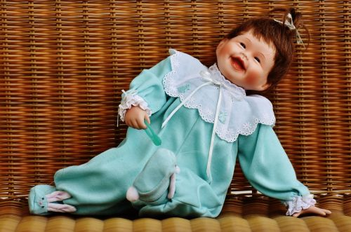 collector's doll baby sweet