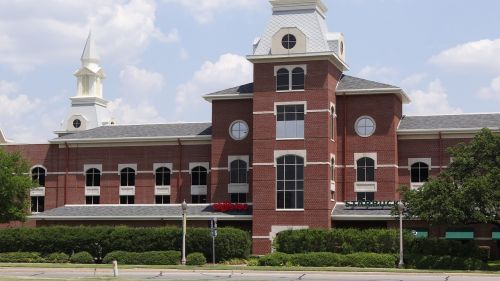 college university hall