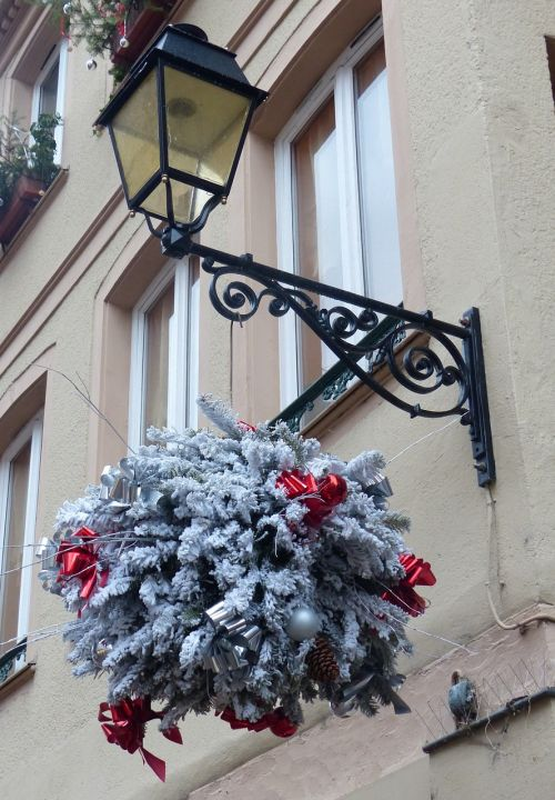 colmar decoration christmas