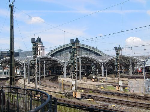cologne train central station