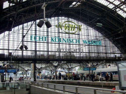 cologne railway station cologne main station