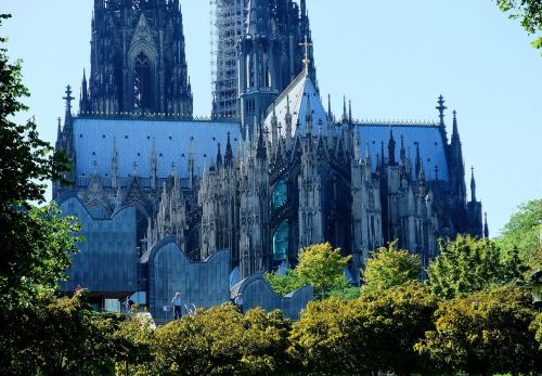 cologne dom gothic