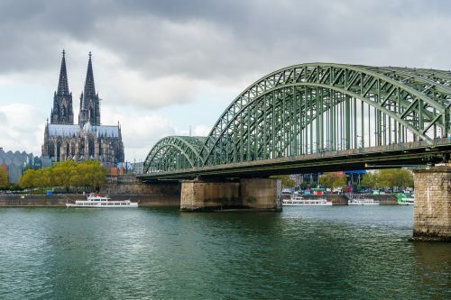 cologne cologne cathedral rhine
