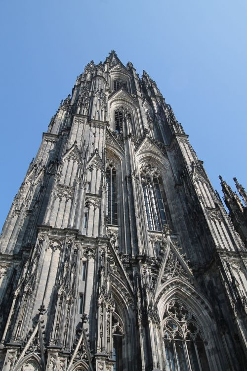 cologne cologne cathedral tower