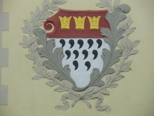 cologne coat of arms hauswand