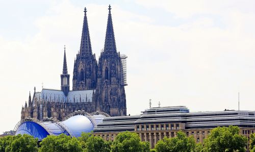 cologne cathedral musical dome historic preservation