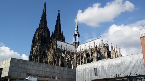 cologne cathedral landmark cologne church
