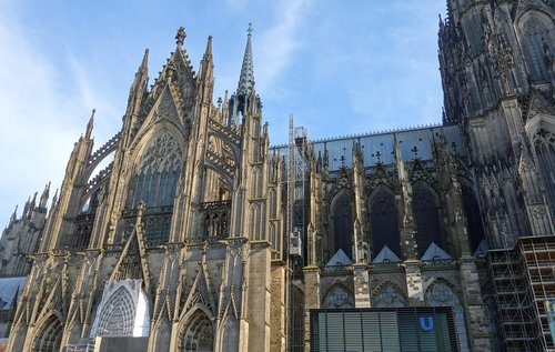 cologne cathedral  dom  cathedral