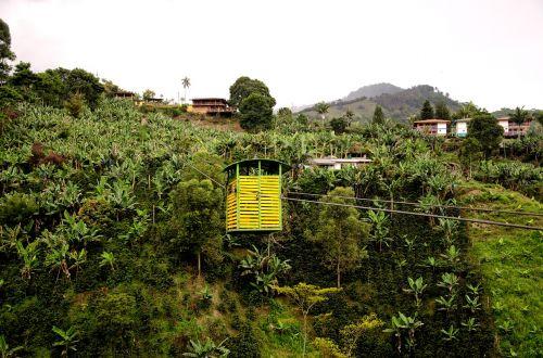 colombia jardin coffee zone