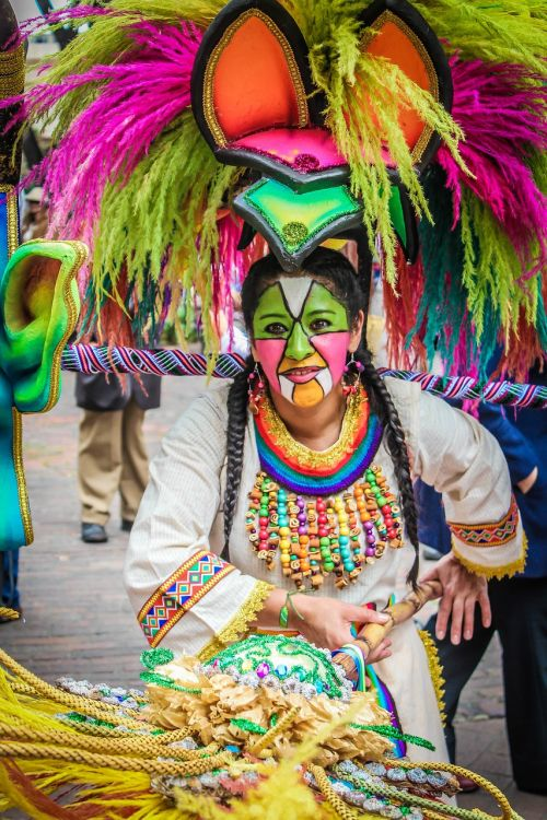 colombia folklore cultural