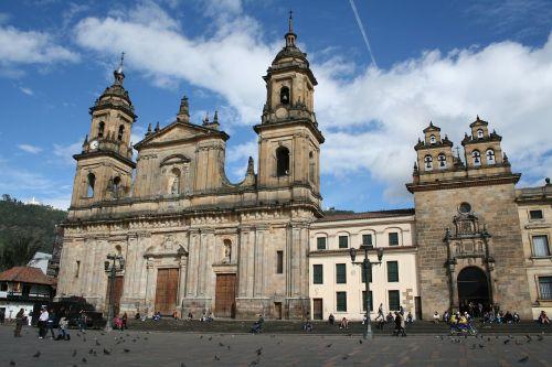colombia church architecture
