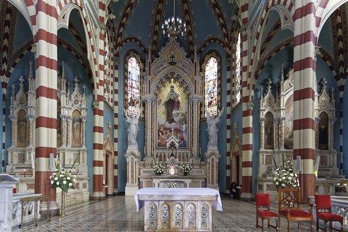 colombia  bogotá  church