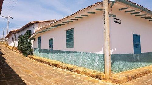 colombia  barichara  travel