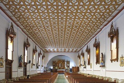 colombia  san agustin  iglesia de san agustín