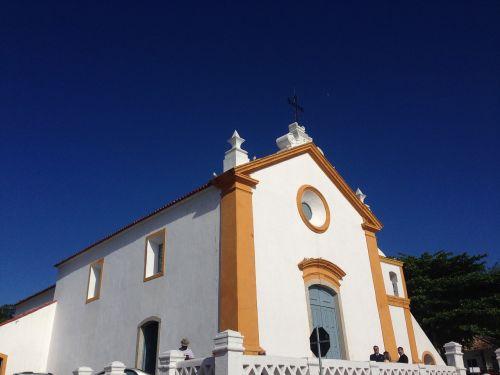 colonial florianópolis church
