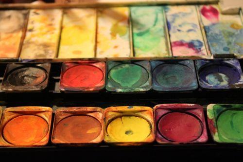 color paint boxes malkasten