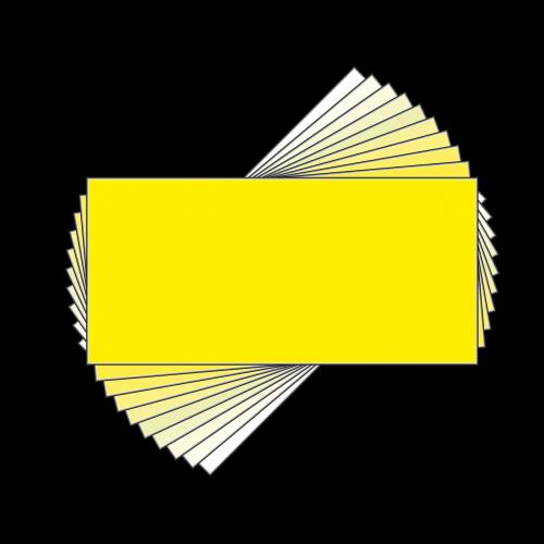 color yellow board