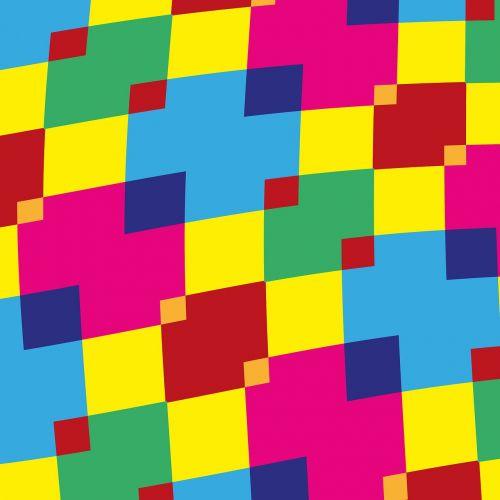 color square arrangement