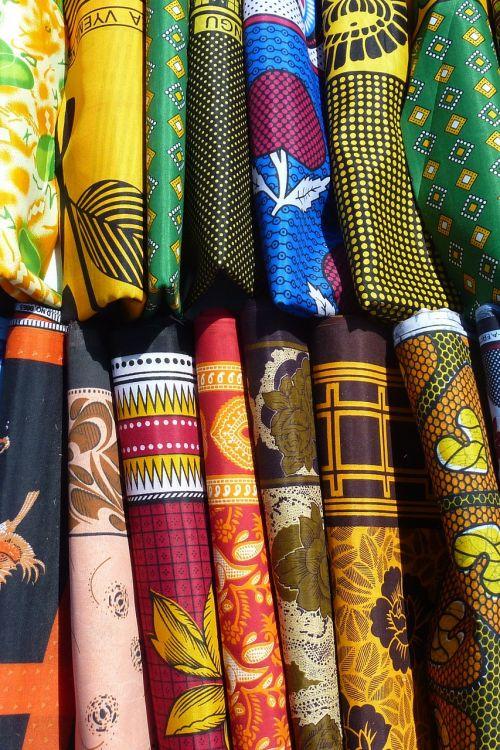 color towels fabric