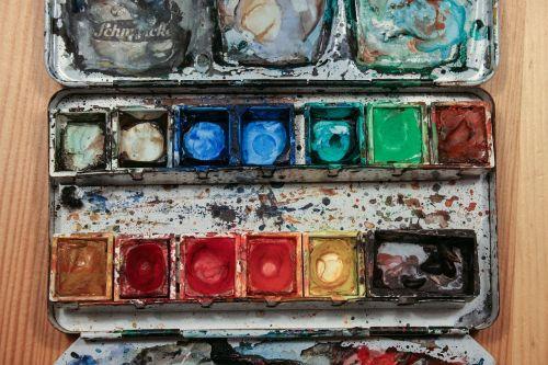 color paint boxes watercolour