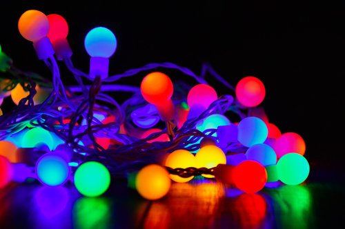 color  lights  lamps