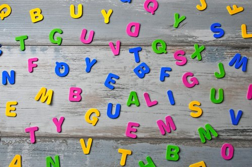 color  letters  specs