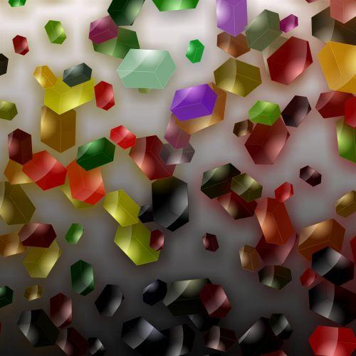 Color 3d Forms