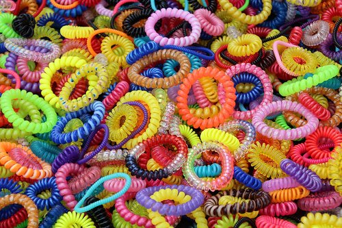 color  colorful  jewellery