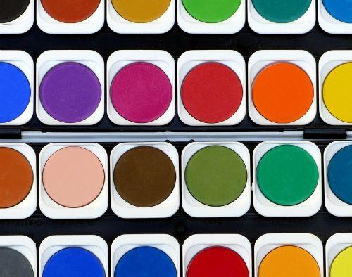 color colorful watercolour