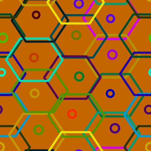 Color Bee Hive 2