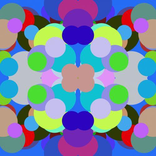 Color Dots Wallpaper
