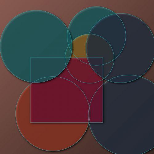 Color Geometric Shapes
