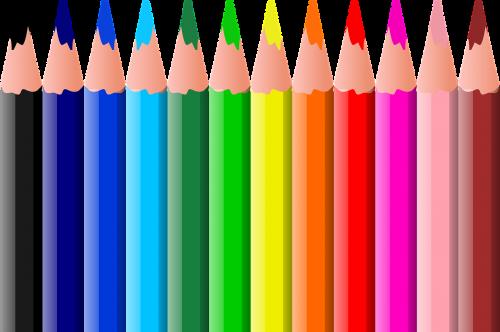 color pencils pencil coloured